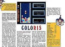 Coloris Testbericht