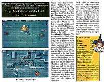 Leavin' Teramis Testbericht