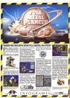 Full Metal Planete Werbung