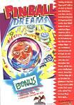 Pinball Dreams Werbung