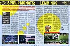 'Lemmings Testbericht'
