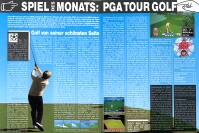 'PGA Tour Golf Testbericht'