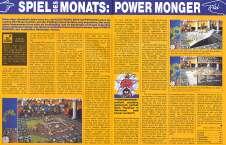 'Powermonger Testbericht'