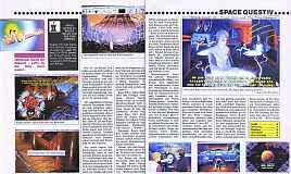 'Space Quest 4 Testbericht'