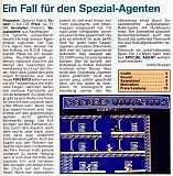 'Special Agent Testbericht'