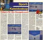 'Winter Olympiad 88 Testbericht'