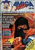 Mega lo Mania wurde in dieser Ausgabe getestet