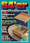 52 Cover der Zeitschrift 64er
