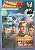 42 Cover der Zeitschrift Amiga Games
