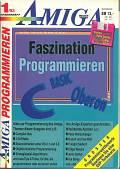 218 Cover der Zeitschrift Amiga Magazin