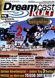 13 Cover der Zeitschrift Dreamcast Kult