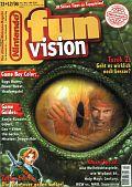 14 Cover der Zeitschrift Fun Vision