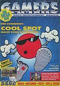 22 Cover der Zeitschrift Gamers