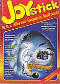 11 Cover der Zeitschrift Joystick