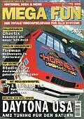93 Cover der Zeitschrift Mega Fun
