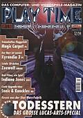 47 Cover der Zeitschrift PlayTime