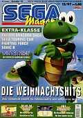 32 Cover der Zeitschrift Sega Magazin