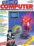 18 Cover der Zeitschrift Telematch