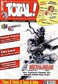 74 Cover der Zeitschrift Total!