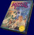 MonkeyIsland1 Packung Vorderseite