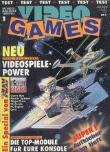 Videogames Erstausgabe