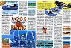 'Aces of the Pacific Testbericht'