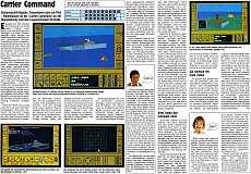 'Carrier Command Testbericht'