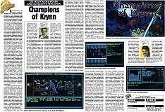 'Champions of Krynn Testbericht'