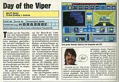 'Day of the Viper Testbericht'
