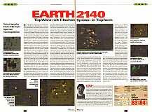 'Earth 2140 Testbericht'