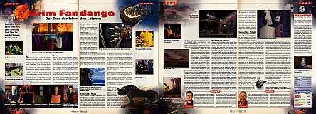 'Grim Fandango Testbericht'