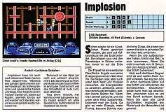 'Implosion Testbericht'