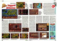 'Jagged Alliance Testbericht'