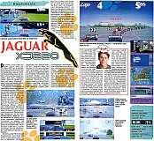 'Jaguar XJ220 Testbericht'