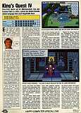 'Kings Quest 4 Testbericht'