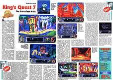 'Kings Quest 7 Testbericht'