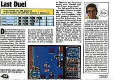 'Last Duel Testbericht'