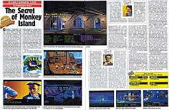 'The Secret of Monkey Island Testbericht'
