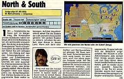 'North & South Testbericht'