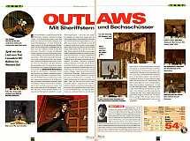 'Outlaws Testbericht'