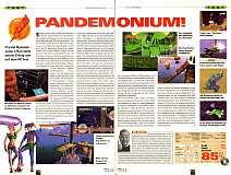 'Pandemonium! Testbericht'