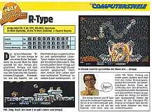 'R-Type Testbericht'
