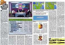 'Railroad Tycoon Testbericht'