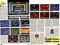 'Rainbow Islands Testbericht'