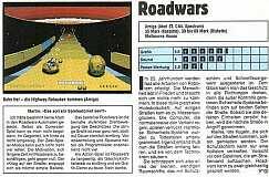 'Roadwars Testbericht'