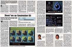 'Shoot em up Construction Kit Testbericht'