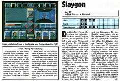 'Slaygon Testbericht'
