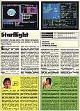 'Starflight Testbericht'