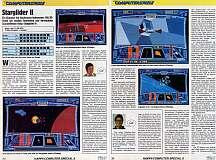 'Starglider 2 Testbericht'