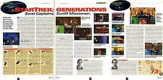 'Star Trek: Generations Testbericht'